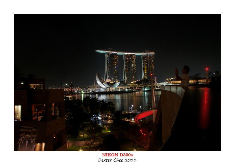 ~Singapore #9 - Marina Bay Sands~