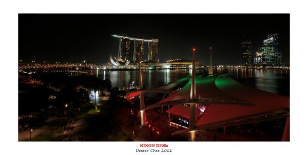 ~Singapore #11 - Marina Bay Esplanade 2~