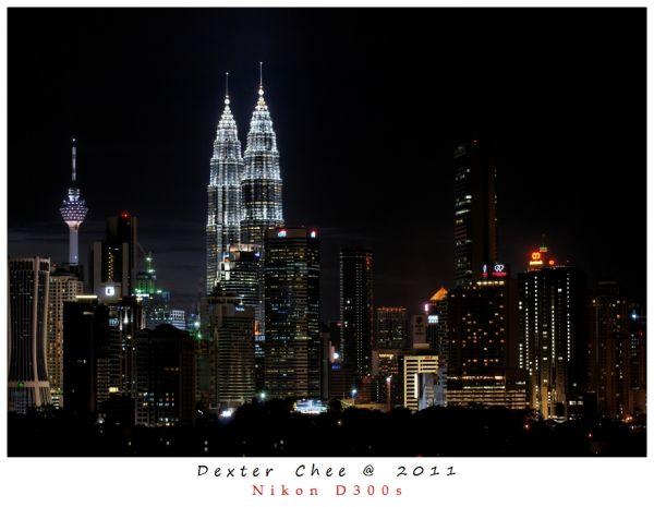 ~City @ night # 1 - The closer look~