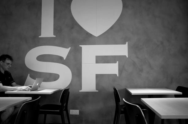 ~ I Love S.F ~