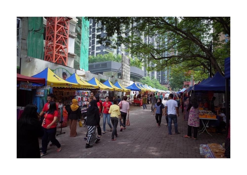 ~ Street Market ~
