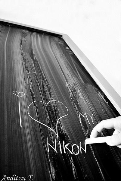 I love my Nikon!