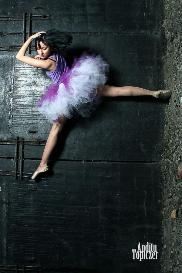 Underground Ballerina