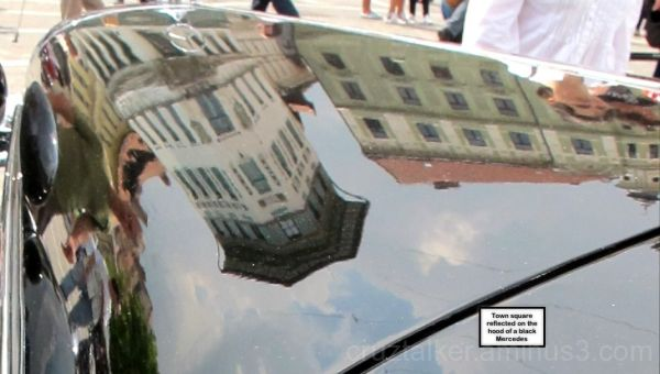 Reflections on Town Square