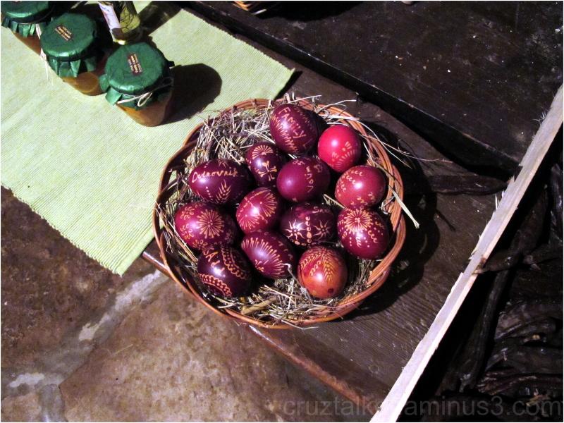 Croatian Easter Eggs
