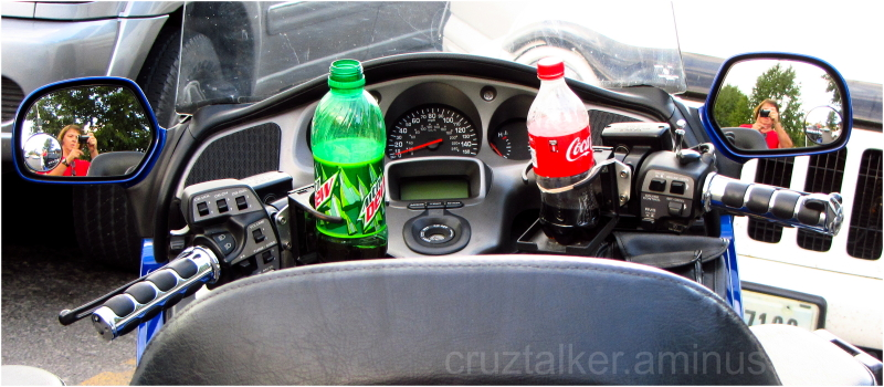 Duel Cup Holders