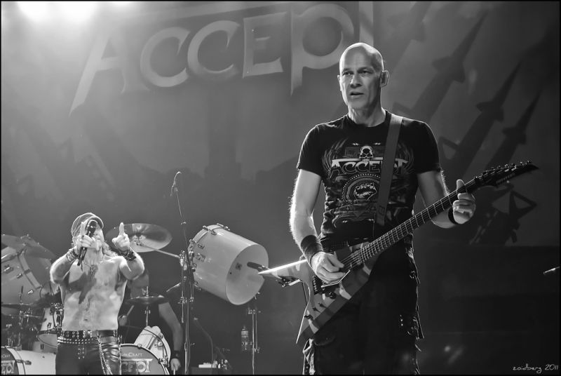 Accept, live Madrid 21/01/2011