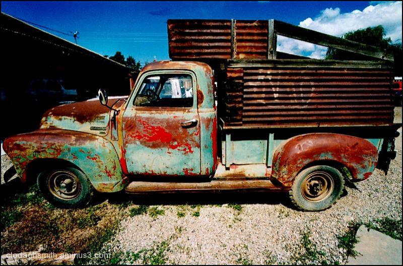 new mexico truck