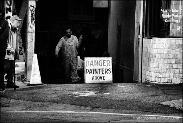 painters and danger