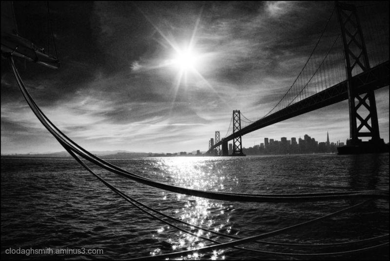 bridge and sail