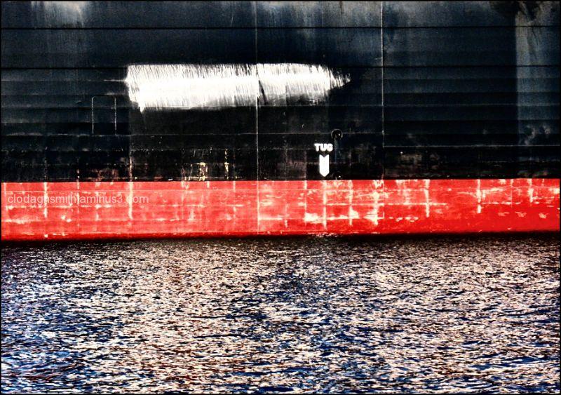 ship smudge design