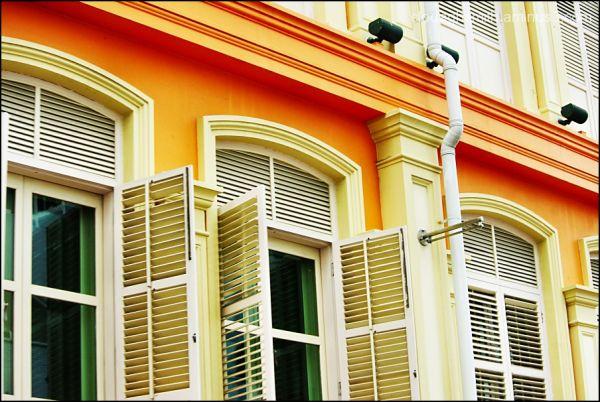 architecture singapore
