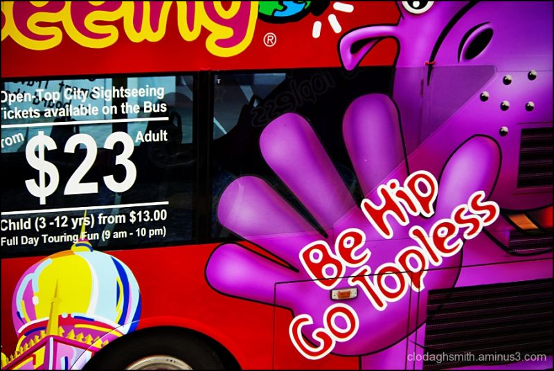 tour bus Singapore