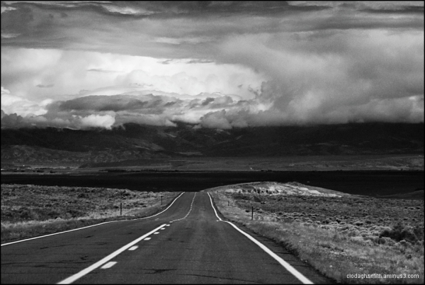 new mexico road way