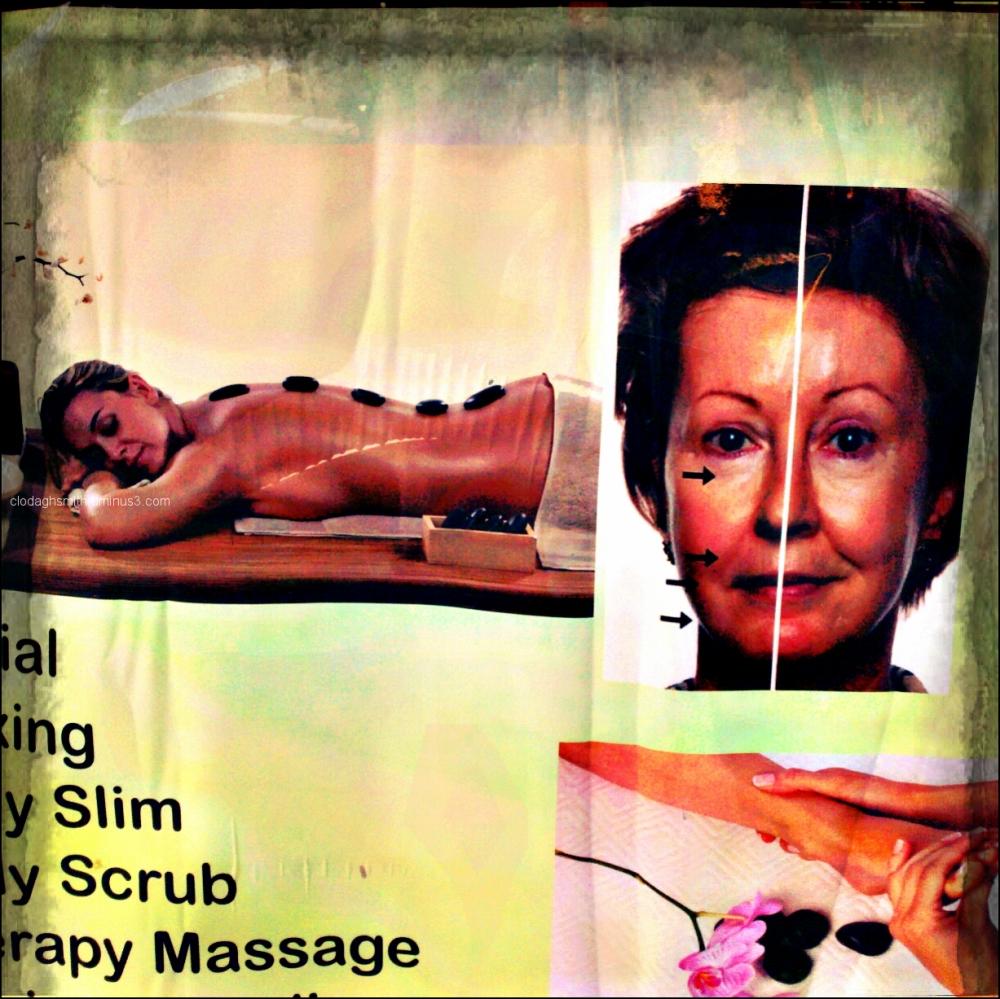 slim srub massage