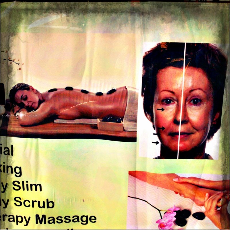 slim srub massage