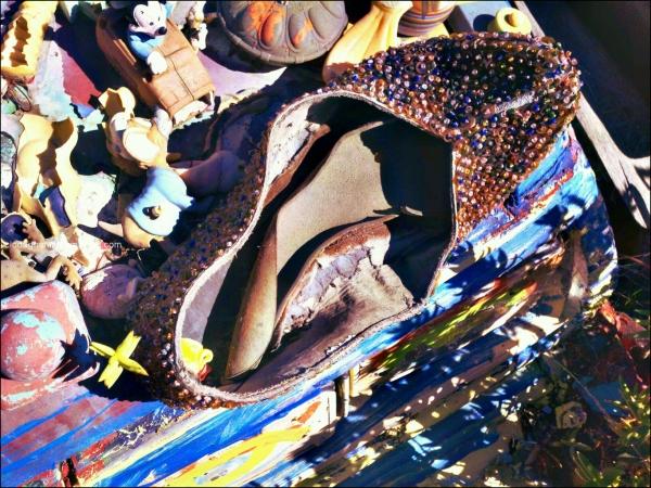 sausalito art car detail 4