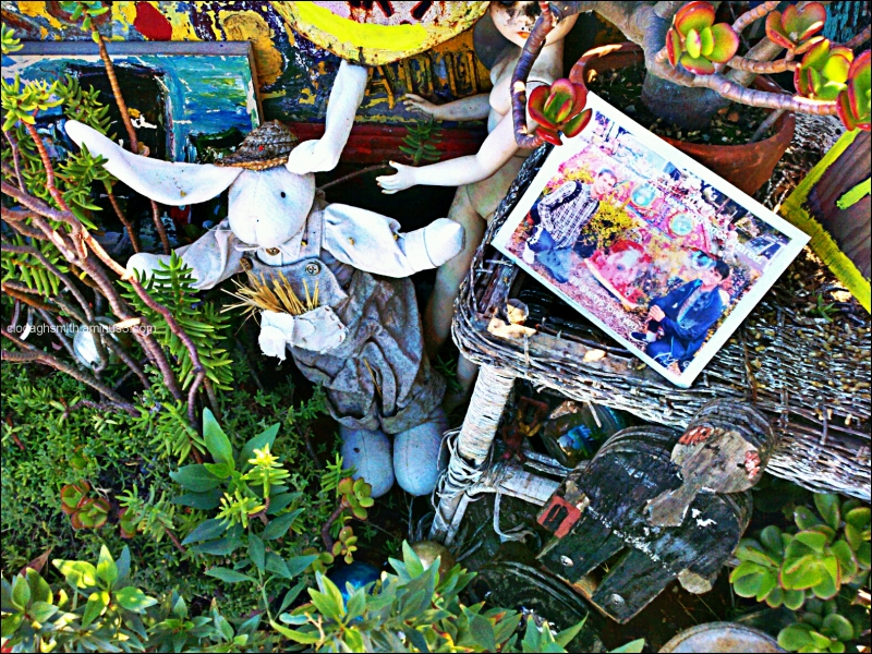 sausalito art car detail 9
