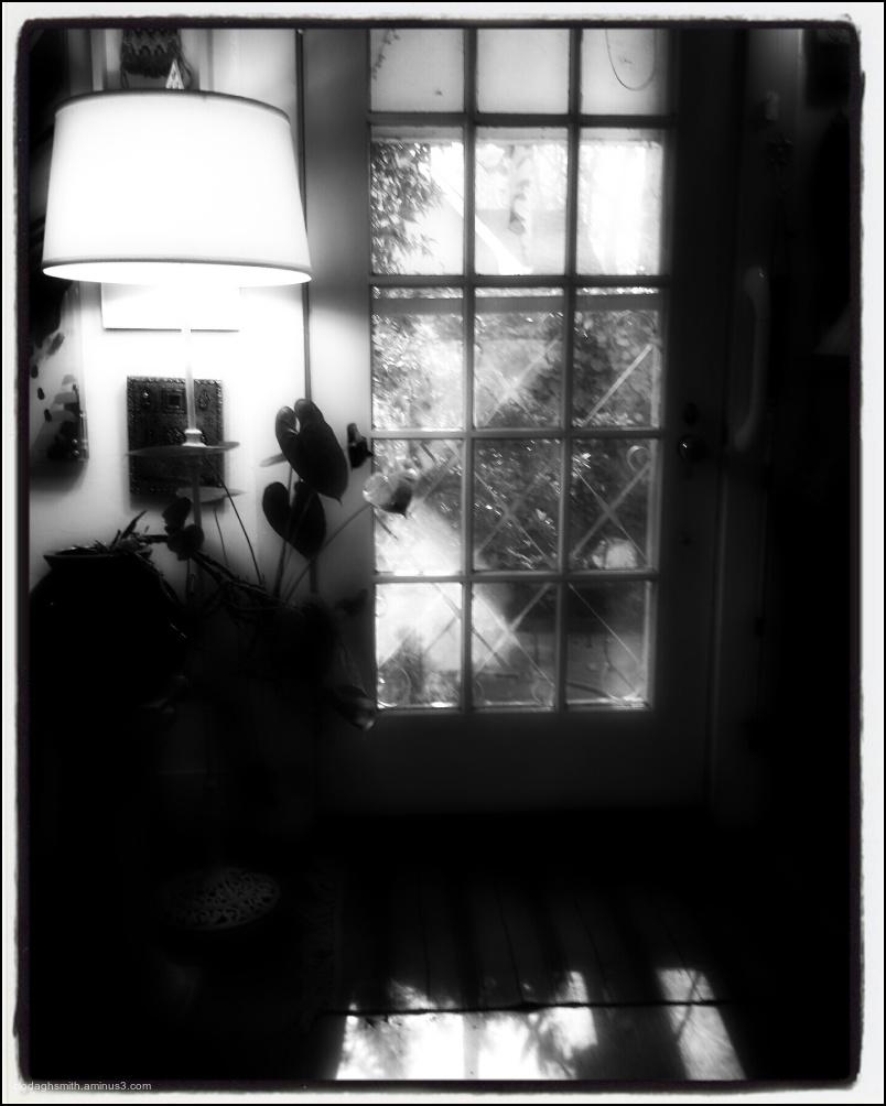 winter light interior