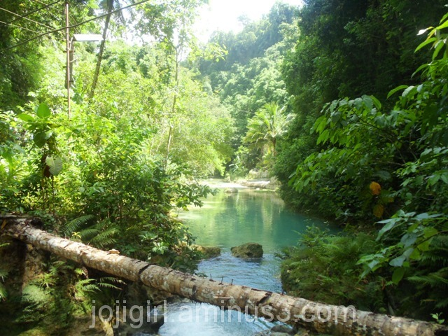 Matutinao River