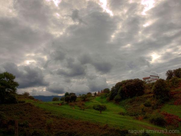 Verde que te quiero verde / Green fields