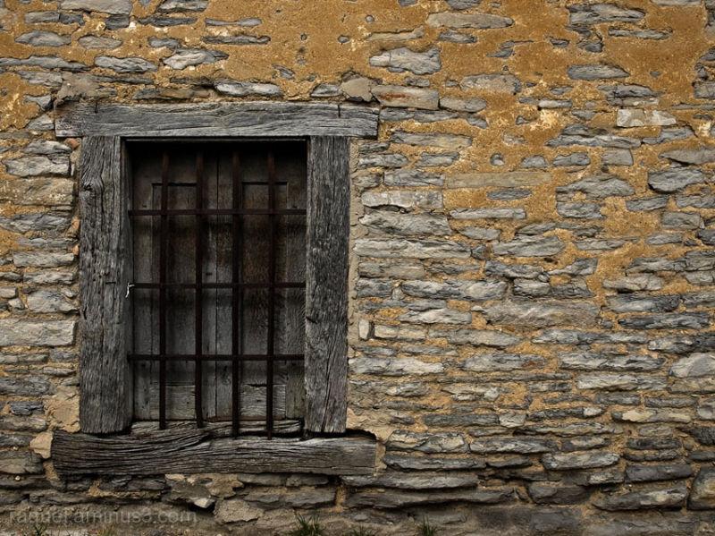 La ventana de madera / Wooden window - Landscape & Rural Photos ...