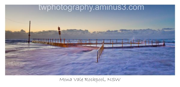 Mona Vale Rockpool, NSW