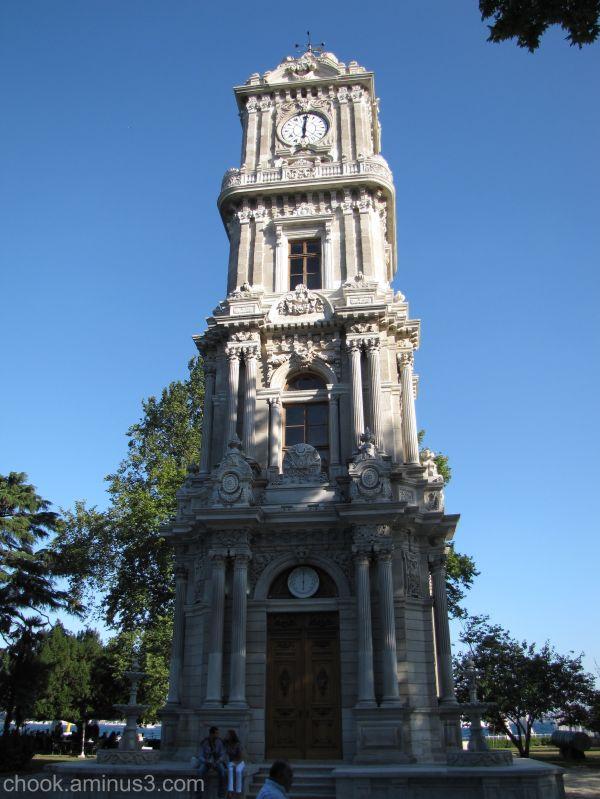 Dolmabahce Sarayı Saat Kulesi