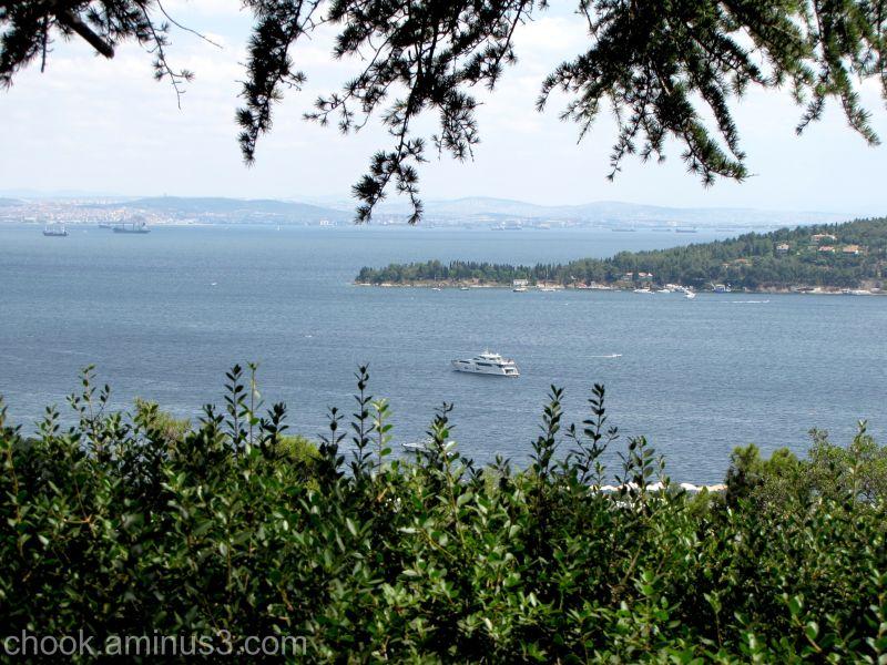 Buyuk Ada Island