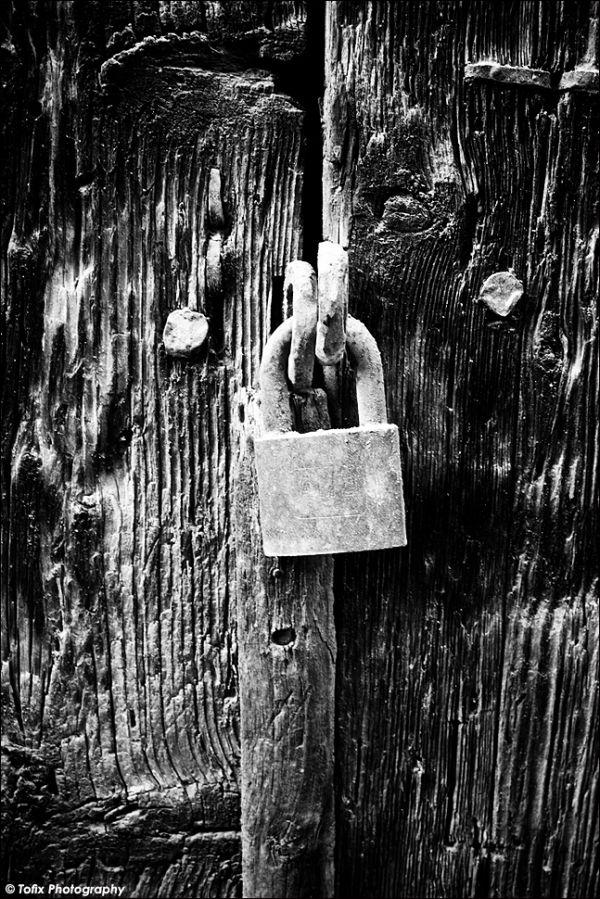 The Door is Locked