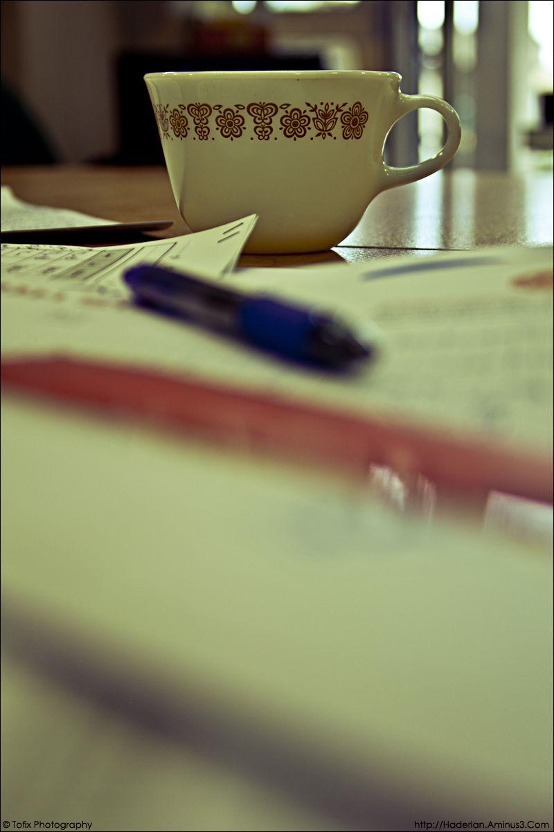 My tea cup #1