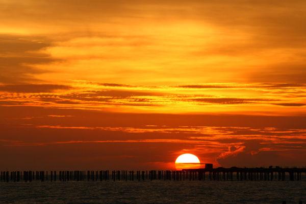 Gold Coast Sunset (malaysia)
