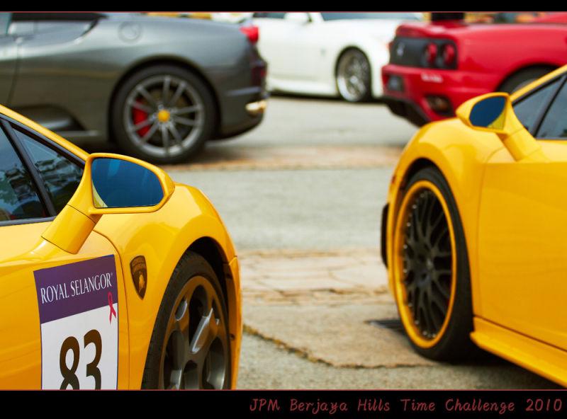 Lamborghini & Farrari