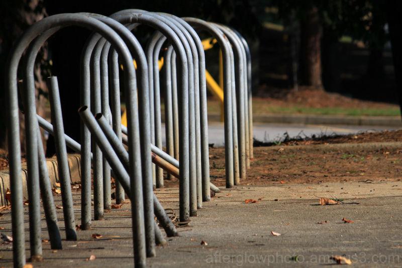 No Bikes...
