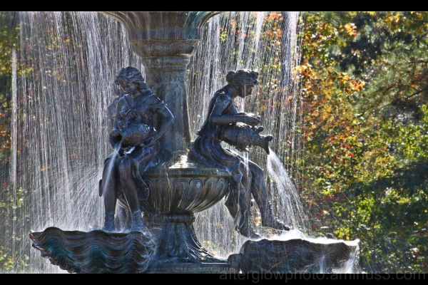 The Fountain...
