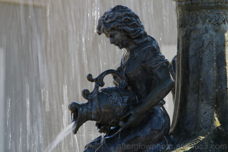 The Lady of the Fountain
