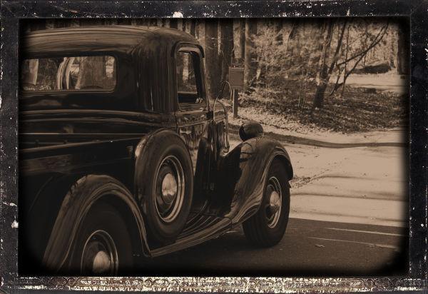 Nostalgic Transportation