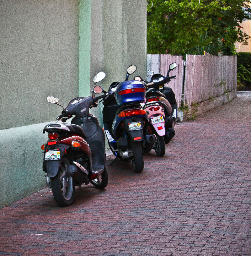 Scooter Alley