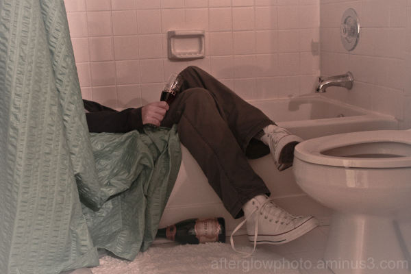 New Years Eve...the aftermath!