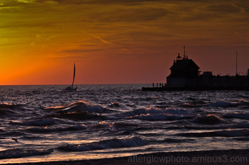 Sunset Sailing II