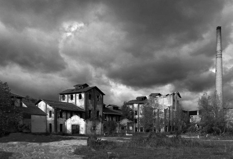 Ekai barrio del aserradero