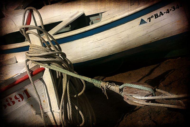 Amarrada la barca