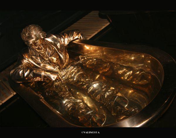 Un baño de oro