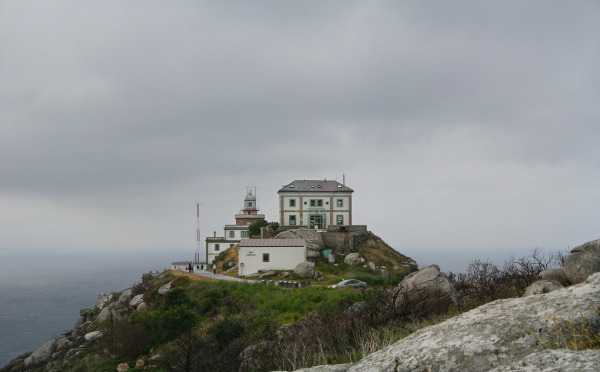 El faro de Finisterre
