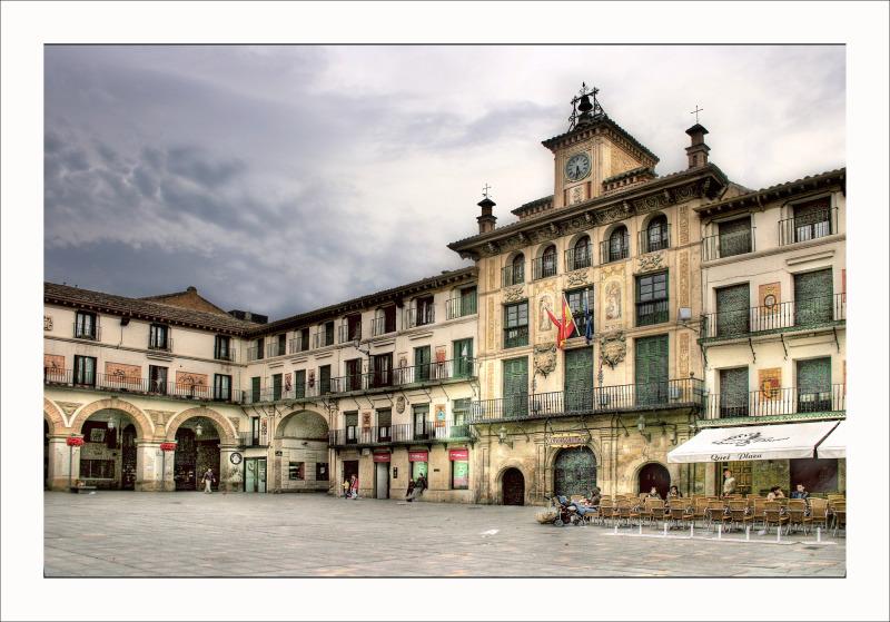 Plaza de los Fueros de Tudela