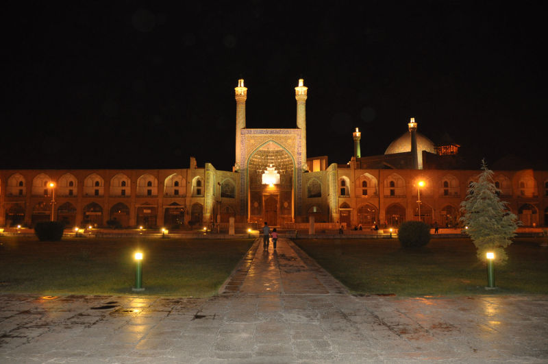 La Mosquée de Shah