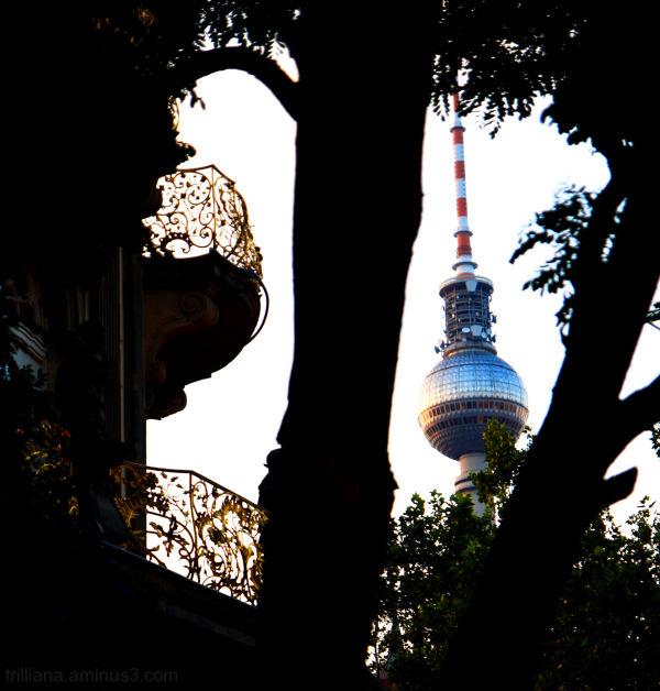 berlin, framed history