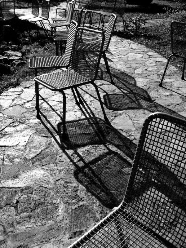 follow the chairs
