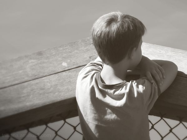 a child's lonliness