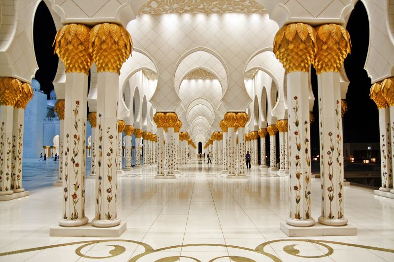 sacred symmetry